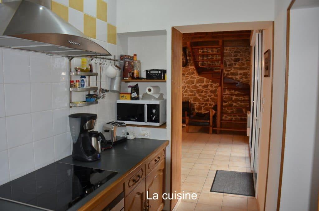Kitchen in La grange